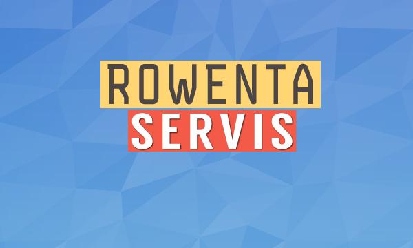 Kadıköy Rowenta Süpürge Servisi 365 Gün Hizmetinizde