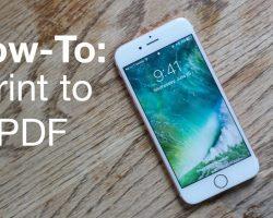 iPhone Web Sayfası iBooks'a Nasıl Kayıt Edilir?