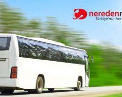 İnternetten Otobüs Bileti Kolay Yoldan Nasıl Alınır?